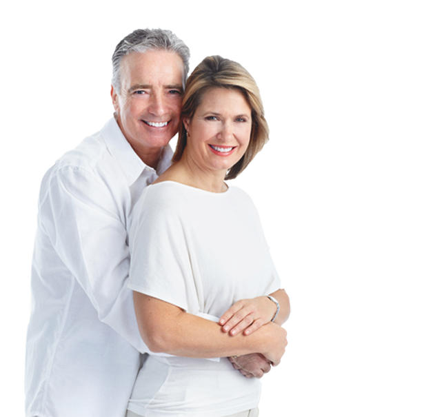 Elderly couple png. Vitality dental family and