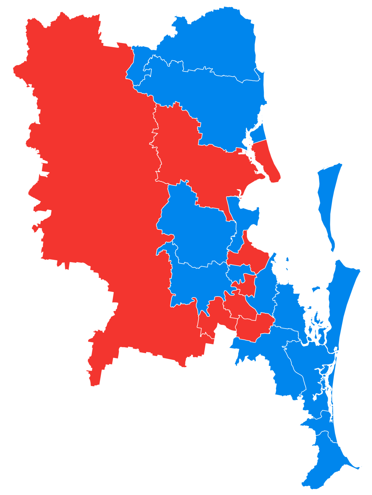 Election 2016 png. Results of the australian