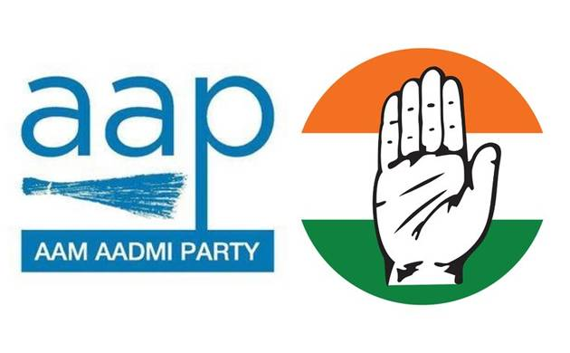 Election clipart party leader. Gujarat assembly elections aap