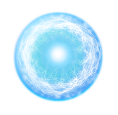 Blue fireball png. Images of energy ball
