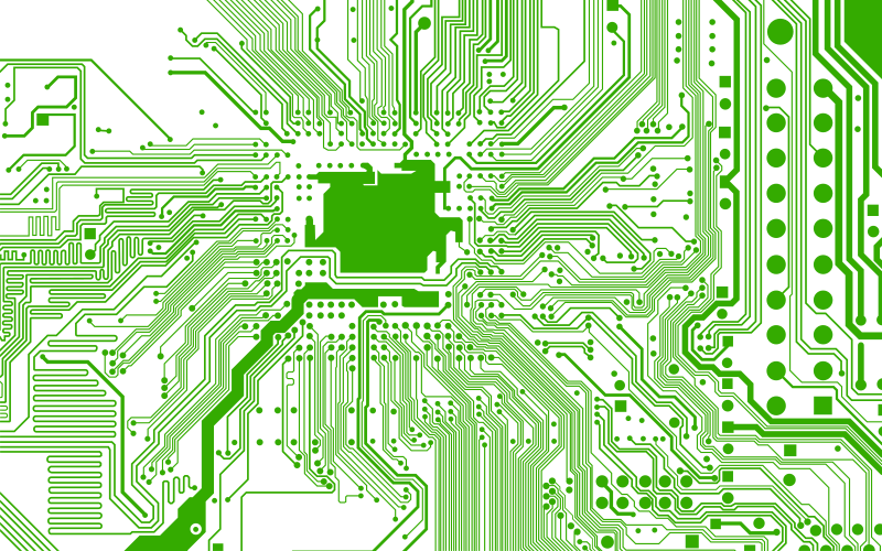 Electric circuit png. Clipart electronic medium image