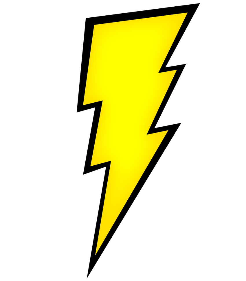 Electric clipart electricity. Electrical lightning bolt clip