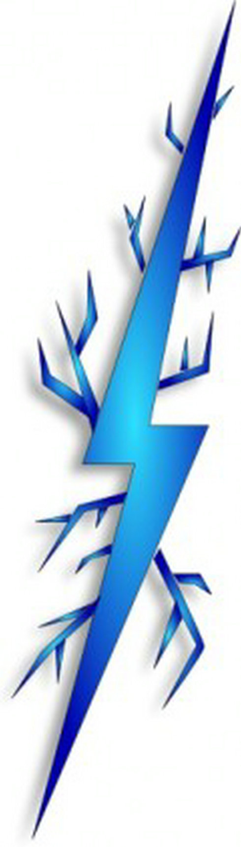Electric clipart electrical logo. Cool logos free