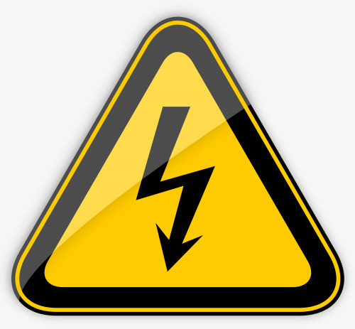 Electric clipart high tension. There are voltage electricity
