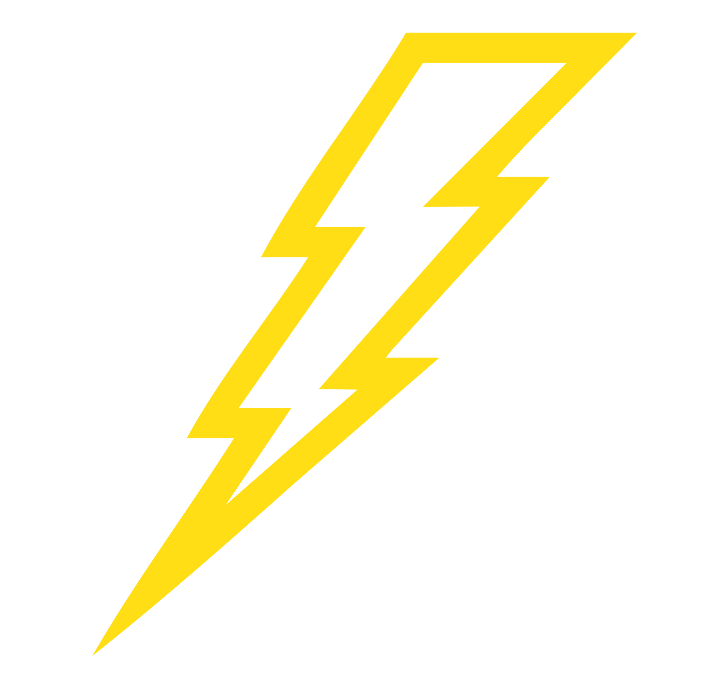 lightning bolt png vector
