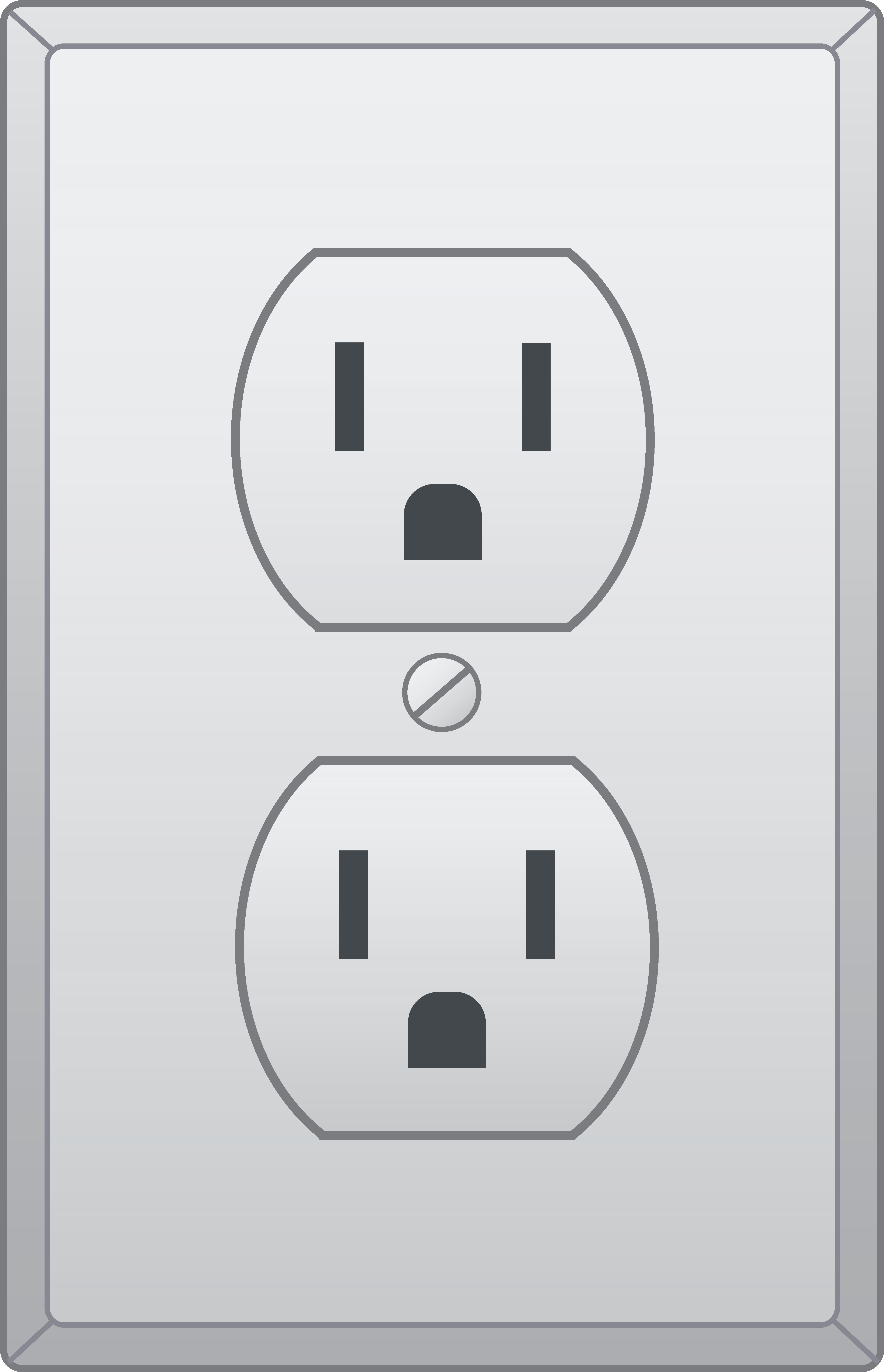 Electric clipart power source. Plug symbol png with