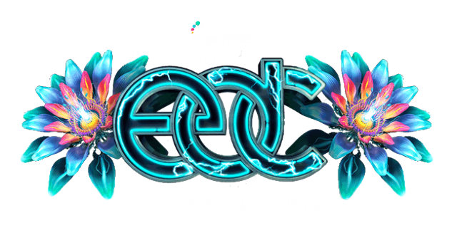 electric daisy carnival logo png