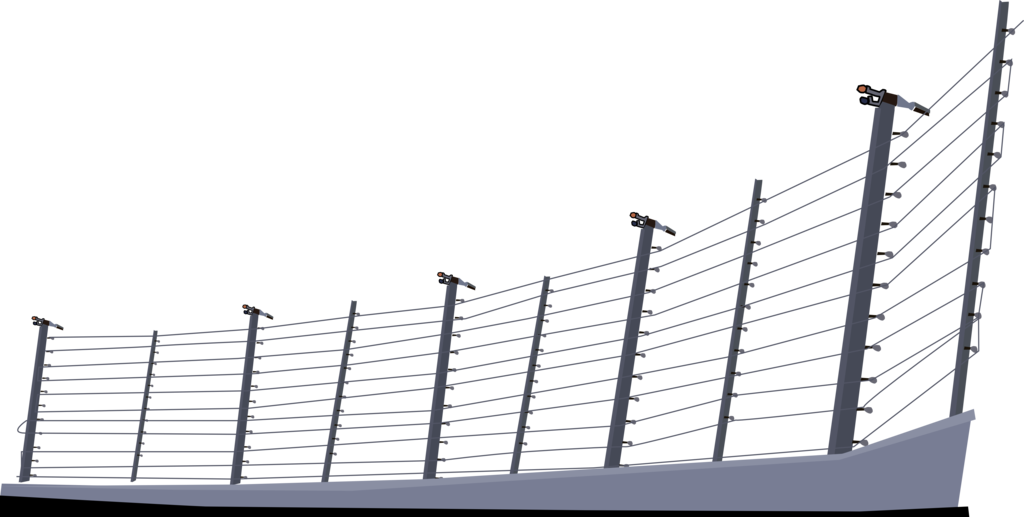 Jurassic park system by. Electric fence png banner freeuse download