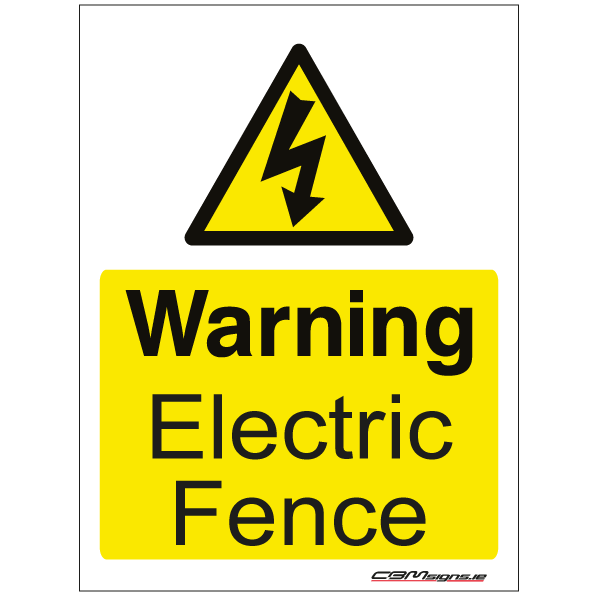 Farm sign warning. Electric fence png freeuse download