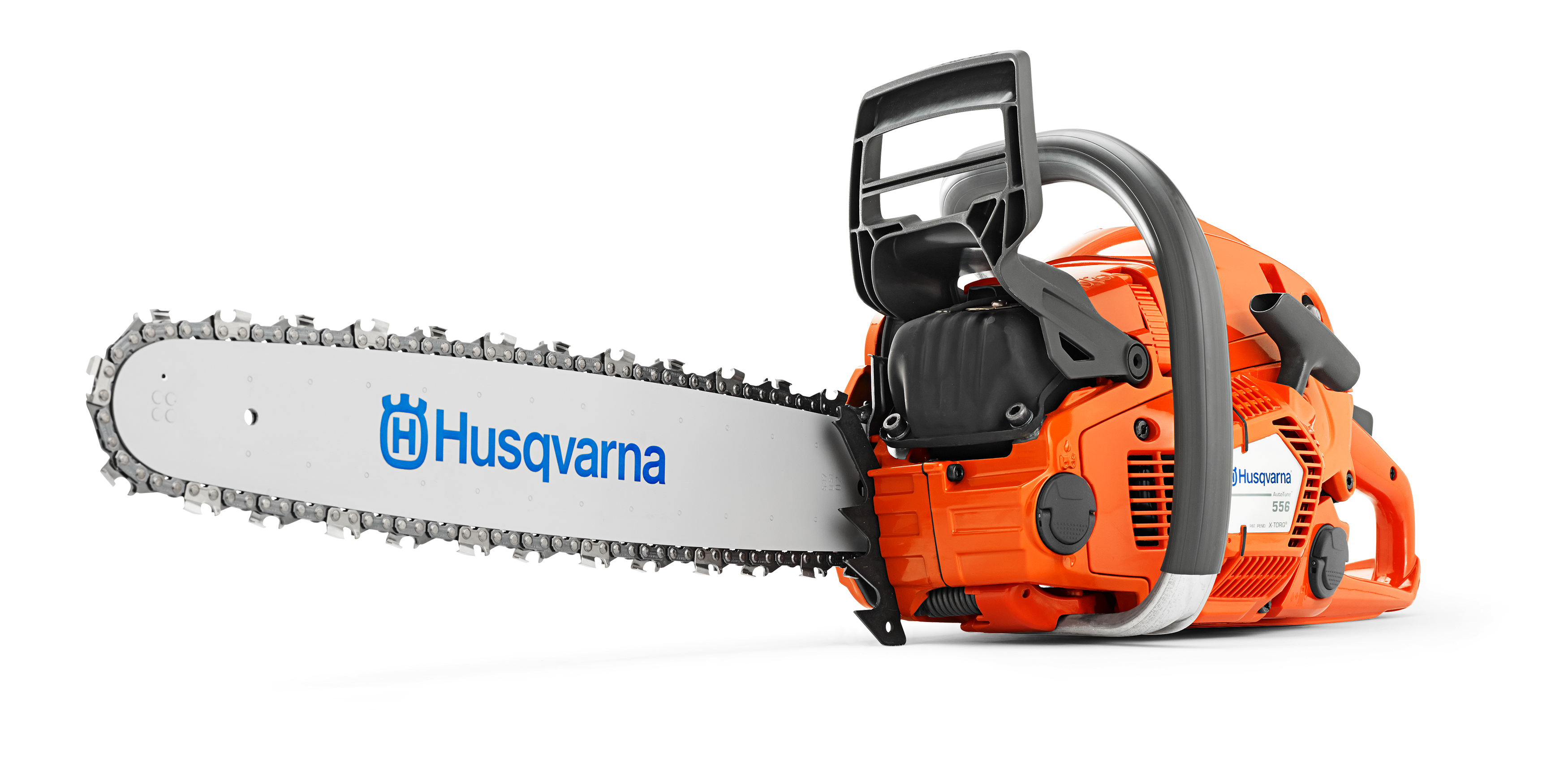 Husqvarna chainsaws autotune . Electric saw png black and white stock