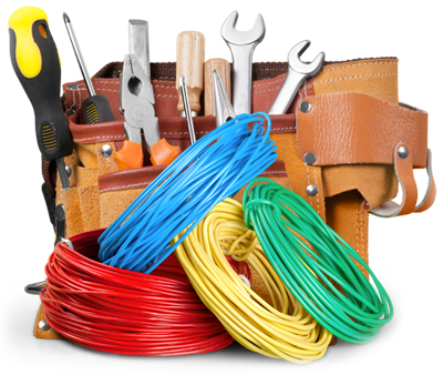 Electrical wires png. Gold safety plan automated