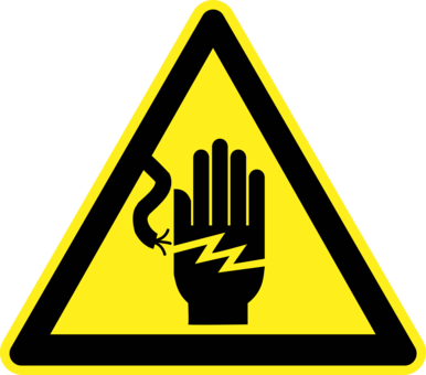 Symbols clipart electrical engineering. Electricity overhead power line
