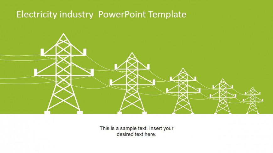 Powerpoint clipart electrical. Power line vector for