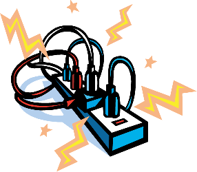 Circuit cartoon png. Electrical clipart science free