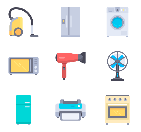 Electrical clipart electrical system. Electricity icons free vector