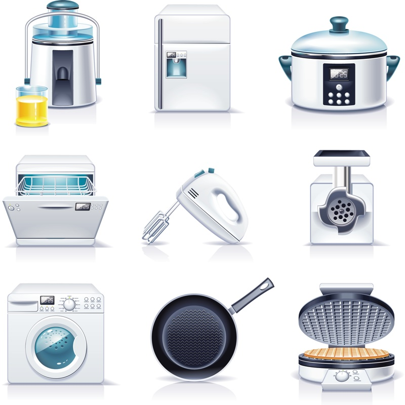 electrical clipart home appliance