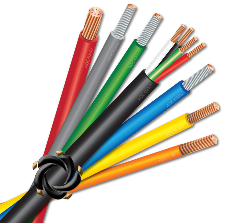 Electrical wire png. Cable wires television electricity
