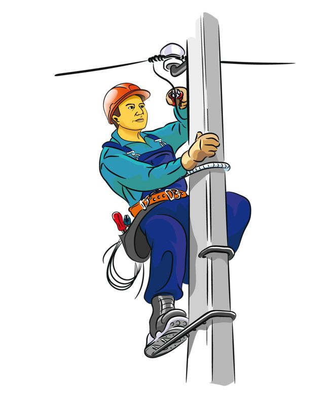Electrician clipart community helper. Best helpers clip