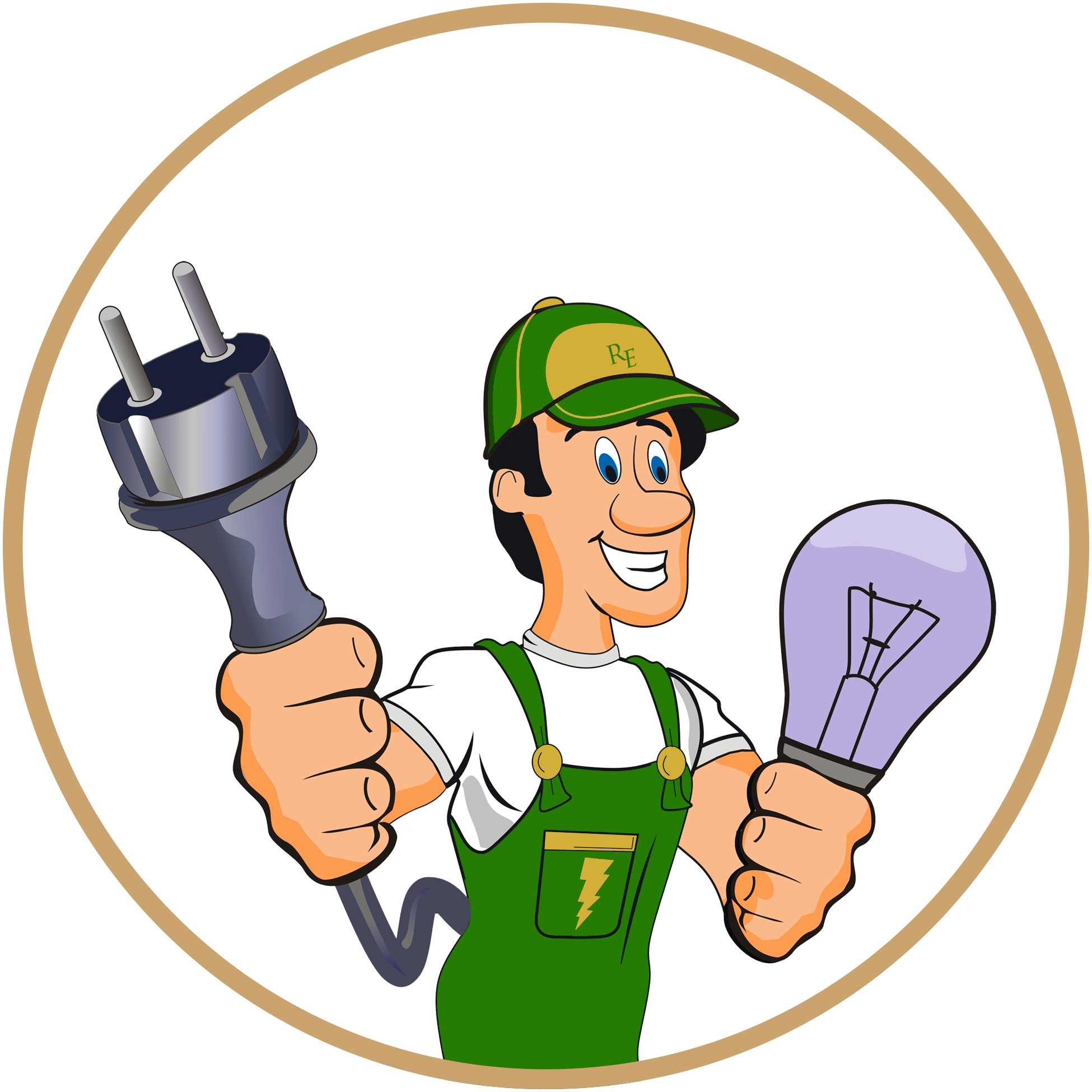 Electrician clipart community helper. Gosolapurgo