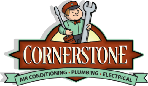 Electrician vector vintage. Electrical services in tampa