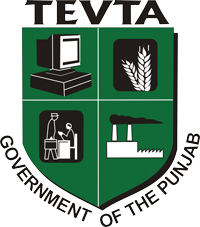 Learning vector technical education. Vocational training authority tevta