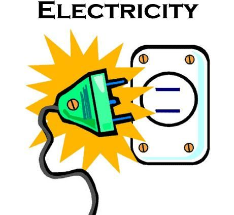 Google search demands pinterest. Word clipart electricity vector freeuse library