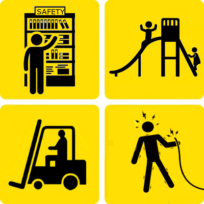 Electricity clipart electric accident. Electrical expert witness swimming