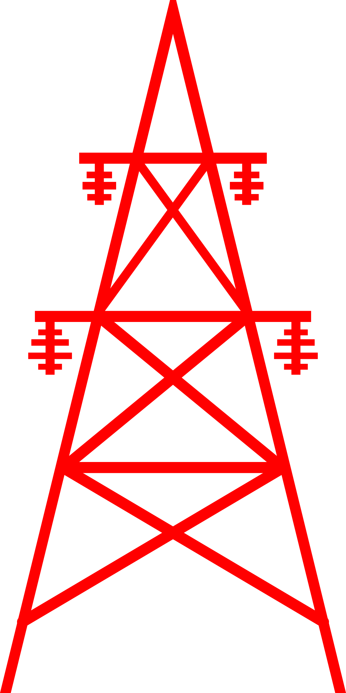 Electricity clipart electric tower. Transmission big image png