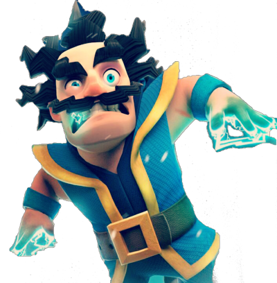 Electro wizard png. Electric