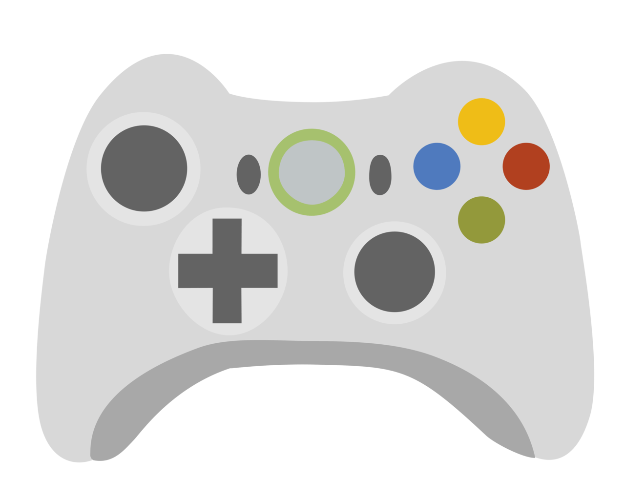 Controller png. Xbox clipart transparent stickpng