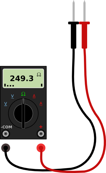 vector voltmeters clip
