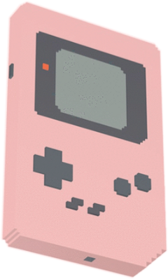 Electronics drawing gameboy. Popular and trending stickers