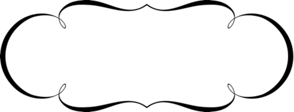 Elegant banner png. Collection of frame