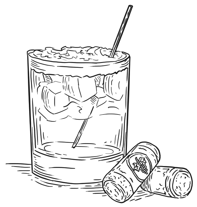 Elegant drawing old fashioned. Image result for cocktail