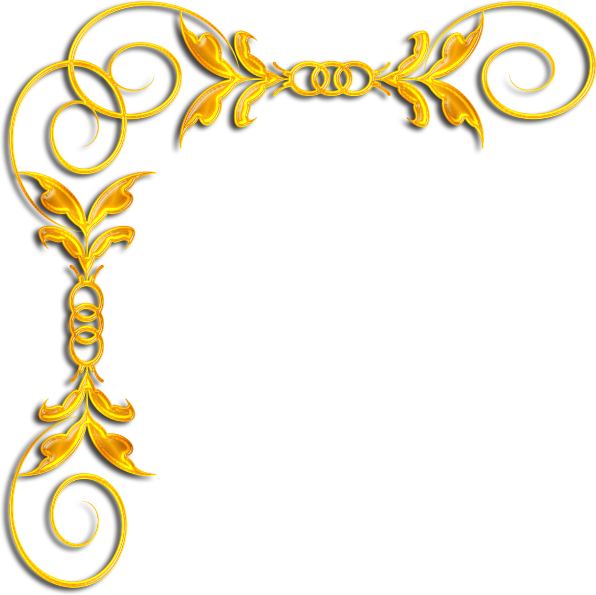 Elegant gold border png. Royal pictures to pin