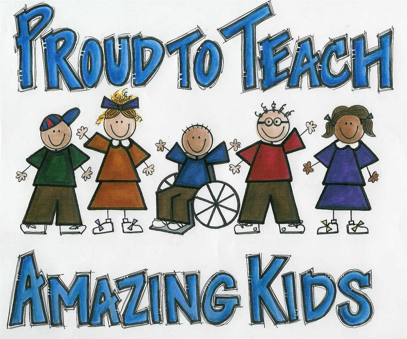 Elementary clipart early childhood. Welcome to special education