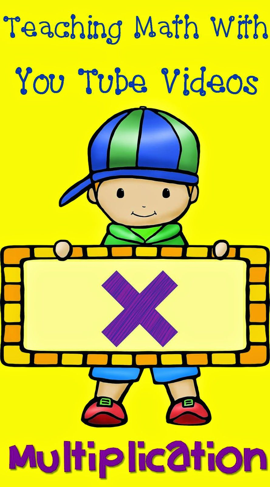 Multiplication clipart elementary math. The maniac teaching with