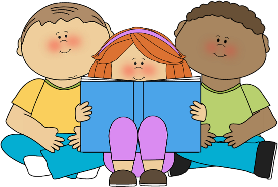 Father clipart reading. Free kids images download