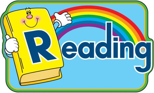 Elementary clipart reading. For kid teaching kinder