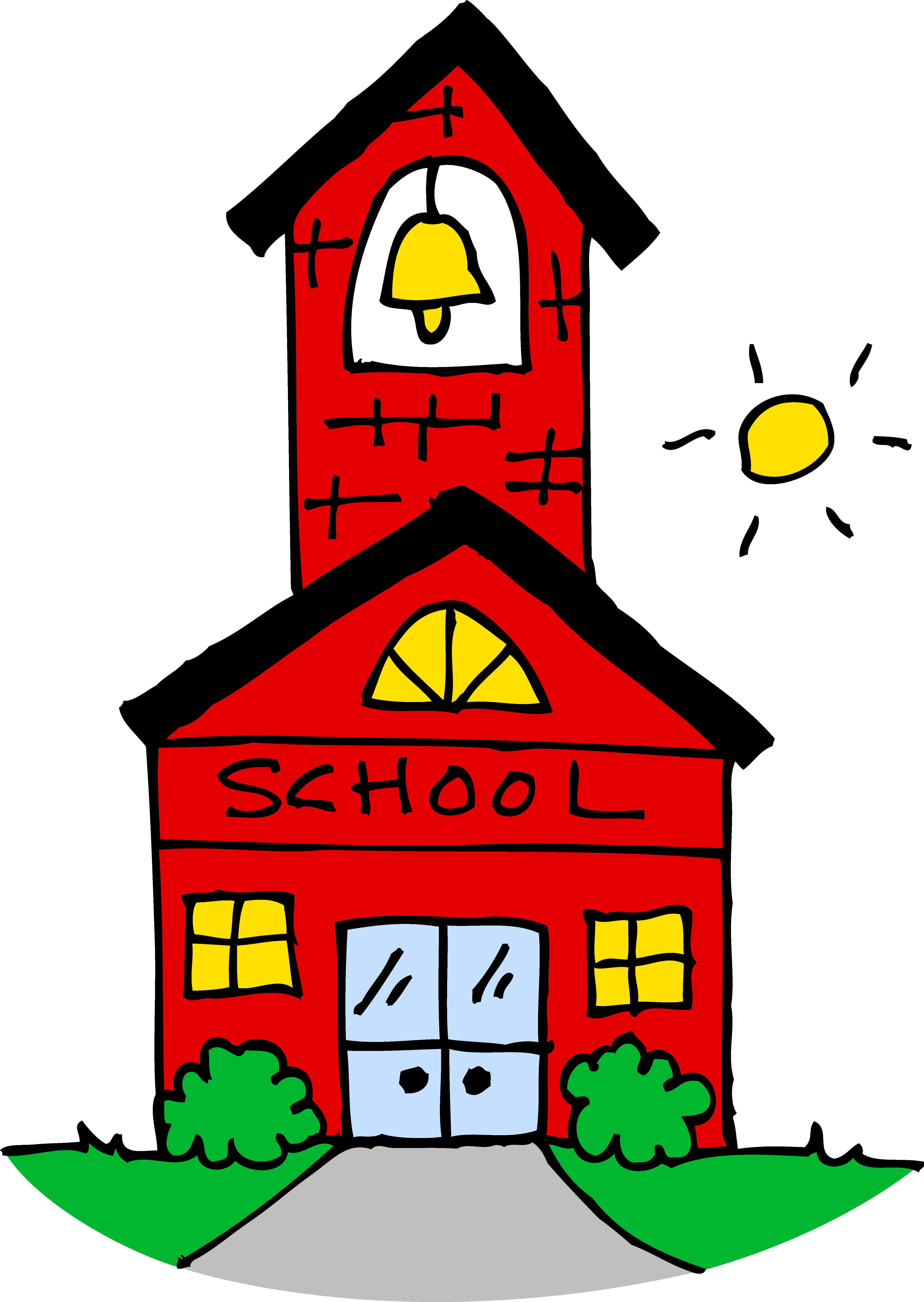 Elementary school png. Collection of clipart