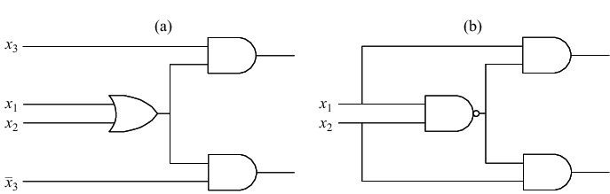 Elements drawing connection. Sequential of a simple