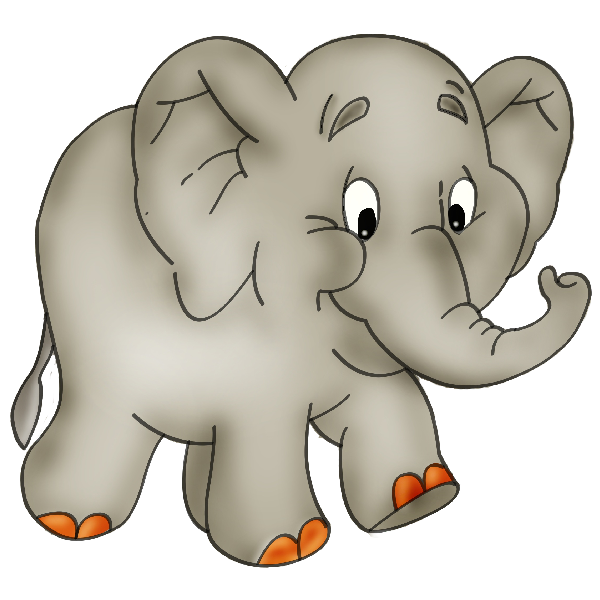 Elephant cartoon png. Clip art baby pictures