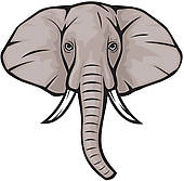 Asia royalty free gograph. Elephant clip art clip royalty free download