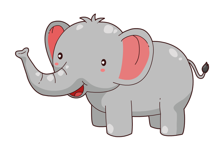 Elephant clip art. Free to use public clip art royalty free download
