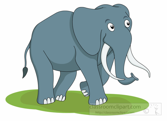 Elephant clip art. Free clipart pictures graphics