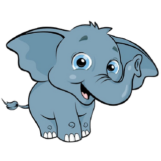 Free cliparts download. Elephant clip art baby elephant vector stock