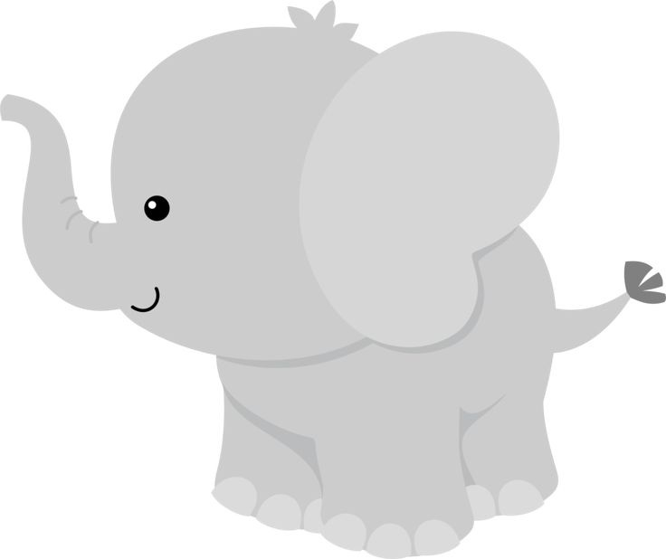 Elephant clip art baby elephant. Photos free drawing gallery