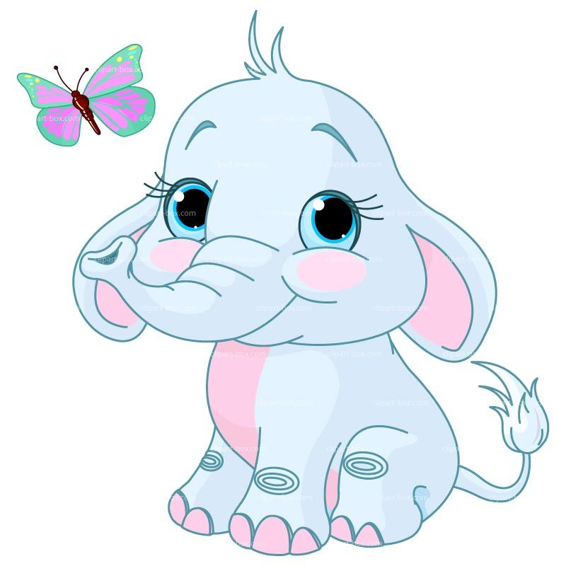 Elephant clip art cute. Free baby google search