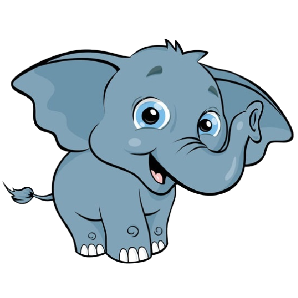 Music clipart elephant. Free cartoon baby images