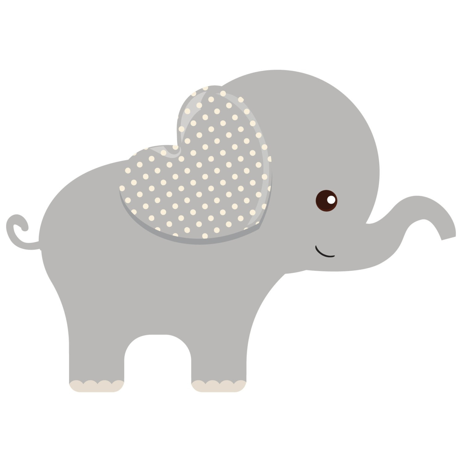 Elephant clip art elephent. Baby clipart letters ripping